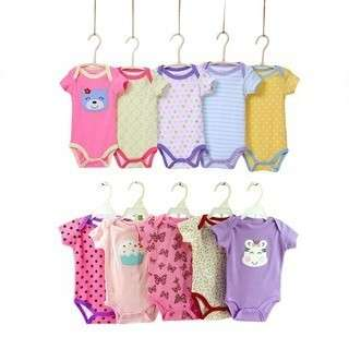 Carter's 5pc set onesie
