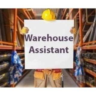 Warehouse Assistant $1500 x 5 @ Macpherson / 5.5 Days