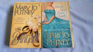 MARY JO PUTNEY Historical Romance Books