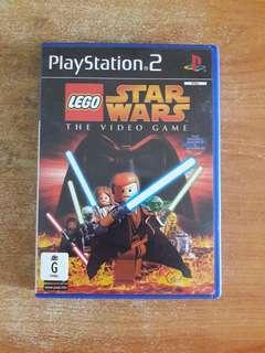 Starwars Playstation 2