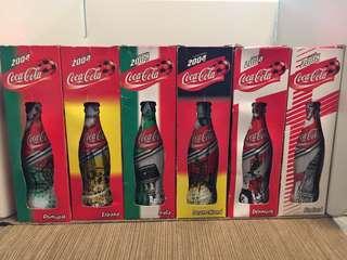 可口可樂~04年歐洲國家杯包膠紀念版