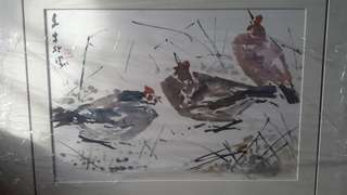 Chinese Painting 陈文希 45 x 32cm