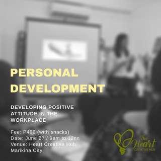 Personality Development Seminars
