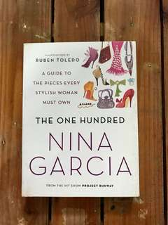 The One Hundred By Nina Garcia