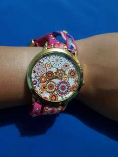 Boho Watch from India