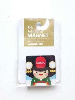 Korean Refrigerator Magnet