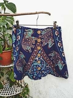 Boho-style Skirt