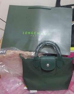 Long champ bag small