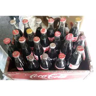 Wooden Coke Crate