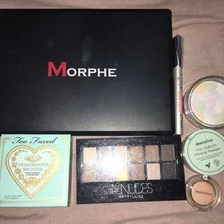 makeup clearance!!
