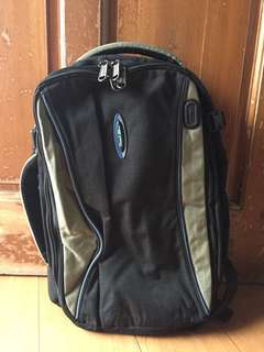 Hawk Bag Laptop and Backpack in 1