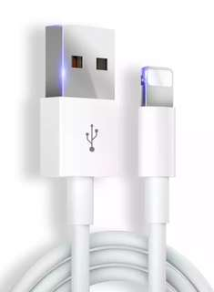 I phone 充電線1m