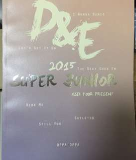 Super junior d&e 赫海 寫真