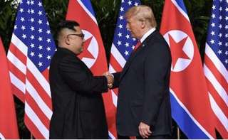 WTB - Kim and Trump summit