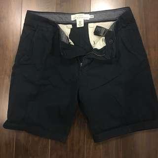 H&M L.O.G.G Khakis Shorts