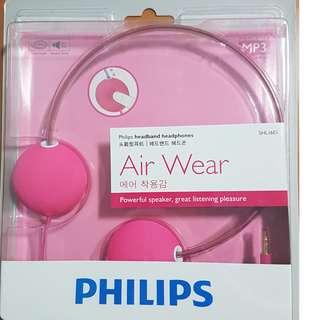 Lightweight Headphone SHL1602 Philip
