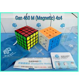 - Gan 460 M (Magnetic) 4x4 for sale in Singapore