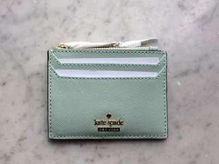 Kate Spade Card Holder 拉鍊卡套