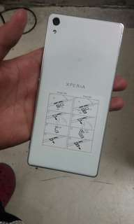 Sony Xa Ultra for sale need lang cash Complete package under warranty oa may resibo padin