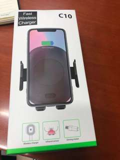 無線快速充電器 Car Wireless Rapid Charger