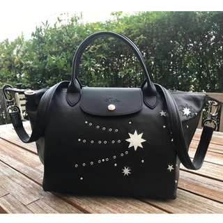 Authentic LONGCHAMP Suir Star - Small