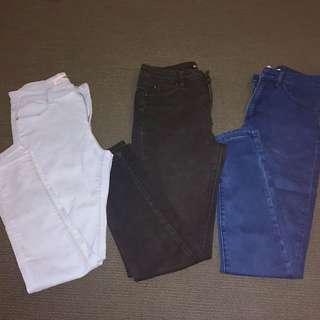 highwaisted jeans bundle