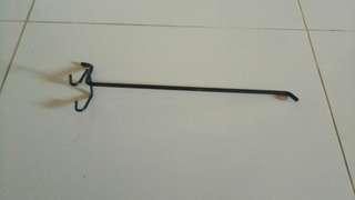 Retail hook 23.5cm