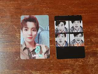 [WTT/want to trade] Super Junior Photocards