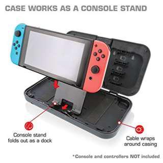 [BNIB] Nyko Power Shell Case for Nintendo Switch