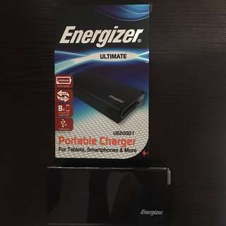 20000 mAh Energizer Powerbank