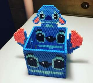 Stitch 3D Box