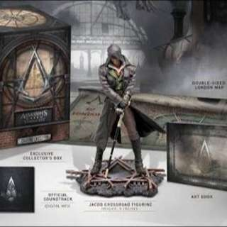"""PS4 AssassinsCreed Syndicate """"Charing Cross Edition"""""""