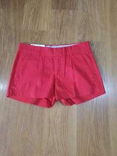 UNIQLO Red Chino Shorts
