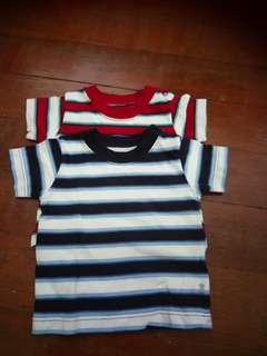 2 MotherCare Baby Top 3-6mth