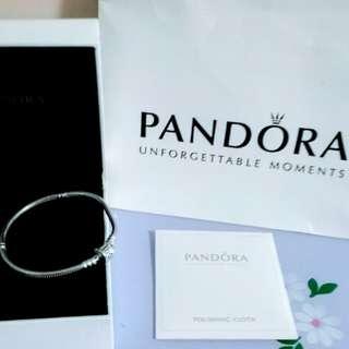 Pandora 925銀手鈪~特價