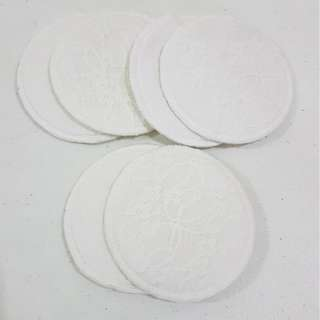 Avent Washable Breast Pads - 6pcs