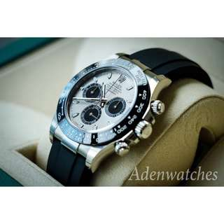 Rolex 116519LN Silver