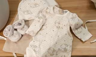 NEW Little chicco pajama set