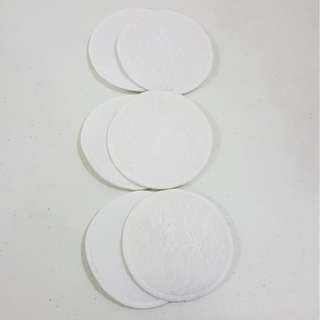 Brand New Avent Washable Breast Pads - 6pcs (3 pairs)