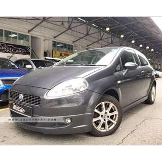 Fiat Punto Coupe 1.4M For Rent $350/week (For Personal)