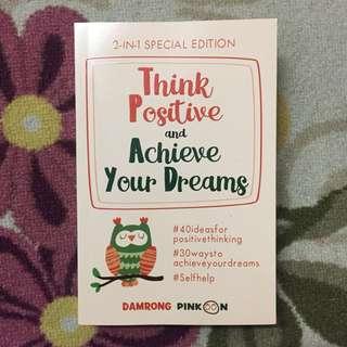 Self Help Book (2-in-1) #winkuih