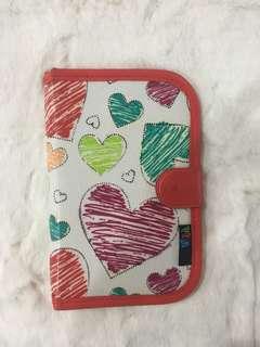Heart Wallet/Penholder