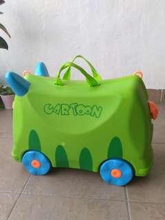Cartoon Ride-on kids suitcase