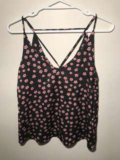 Glassons floral cami top