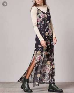 Stradivarius Slip Dress
