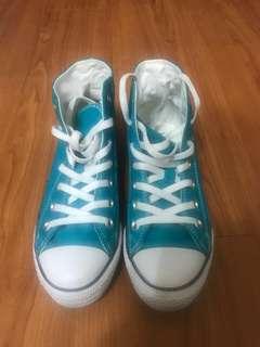 🚚 Lativ高筒帆布休閒鞋(女)