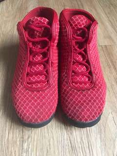 Red Jordan Shoes for Kids