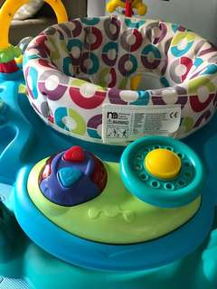 Mothercare twist & bounce jumperoo