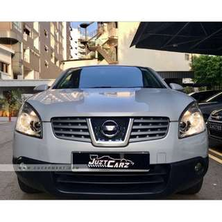 Nissan Qashqai 2.0 For Rent $385/week (For Grab/Personal)