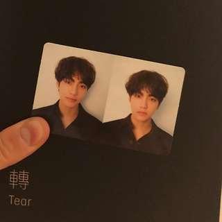 [WTT] BTS Love Yourself Tear V PC
